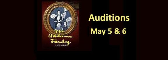 The Addams Family auditions
