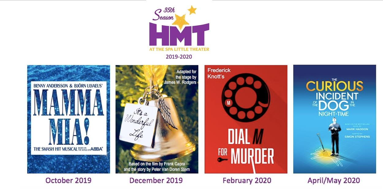 HMT's 35th Season 2019-2020