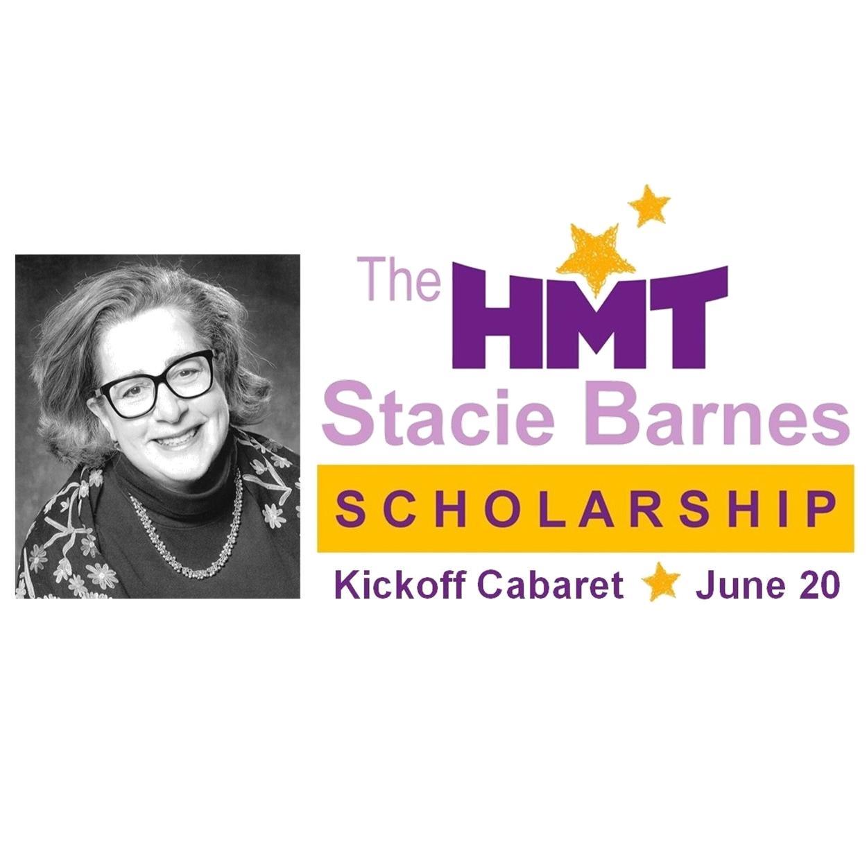 The HMT Stacie Barnes Scholarship Kickoff Cabaret